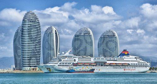 JD.comは約5億円弱を投資して、海南島に2つの貿易会社を新たに設立